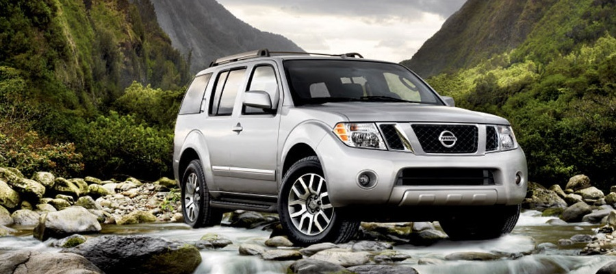 nissan pathfinder mexico